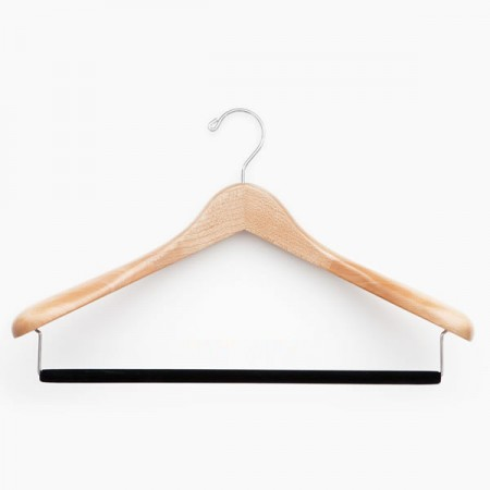 Hanger Project Suit Hanger - Natural Finish