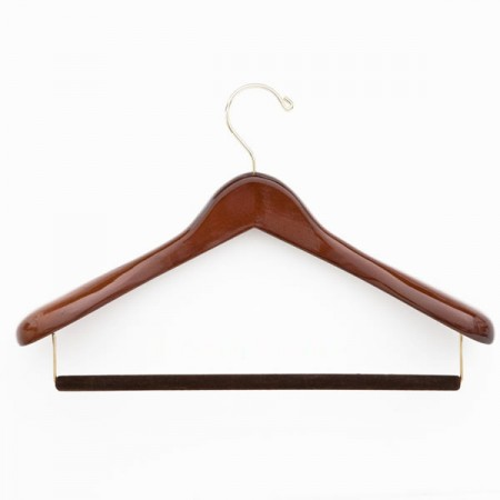 Hanger Project Suit Hanger - Traditional Finish