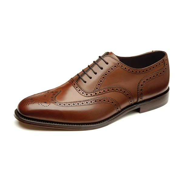 Loake Buckingham - Brown - Shoes - The