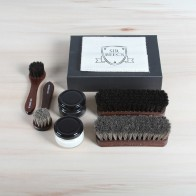 Sir Beecs Shoe Care Set