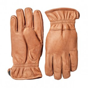 Hestra Gloves Deerskin Winter - Cork