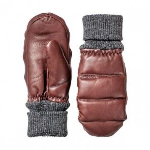 Hestra Gloves Voss Mitt - Brown