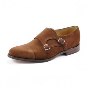 Loake Cannon - Brown Suede