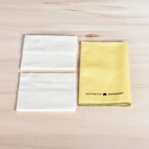 SCS Applicator & Shine Cloth - Set of 3