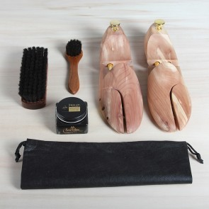 Shoe care startersset