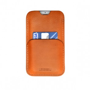 Brussardo Leather iPhone 6 Case - Natural