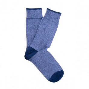 Profuomo Socks - Blue Two-Pack
