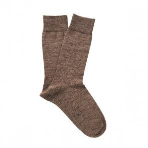 Profuomo Socks Cotton & Wool - Camel