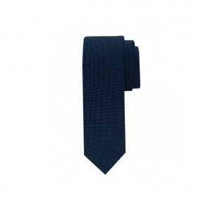 Profuomo Silk Tie - Business Blue