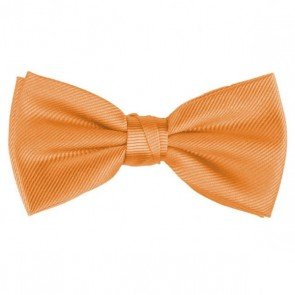 Pre-Tied Bow Tie - Orange