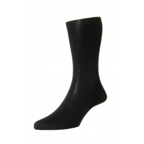 Pantherella Socks  - Black