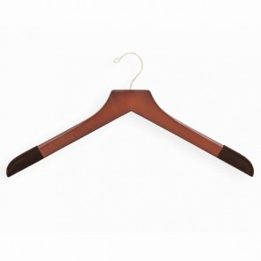 Hanger Project Sweater And Polo Hanger - Traditional Finish