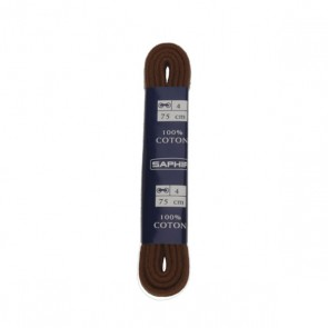 Saphir Shoe Laces - Light Brown