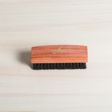 Saphir Shine Brush - Bubinga wood