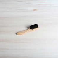 Saphir applicator brush, 100% horsehair