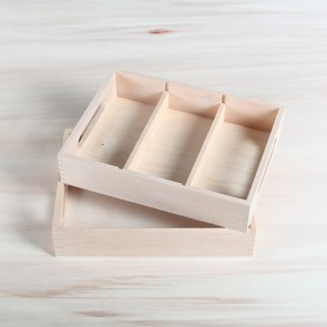 Inlay Trays by Distinctly Different