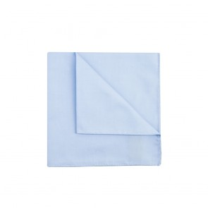 Profuomo Pocket Square - Twill blue