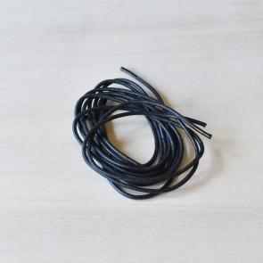 Saphir Médaille d'Or Shoelaces Black - (Medium)