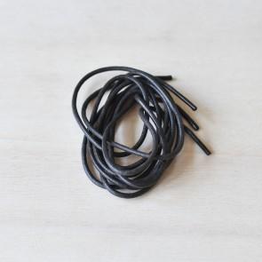 Saphir Médaille d'Or Shoelaces Dark Brown - (Fine)