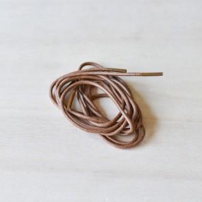 Saphir Médaille d'Or Shoelaces Tobacco Brown - (Fine)