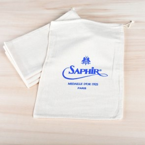 Saphir Cotton Shoe Bags, Set of 4